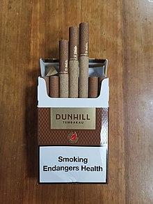 Dunhil Cigarette