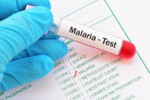 Malaria Test Done